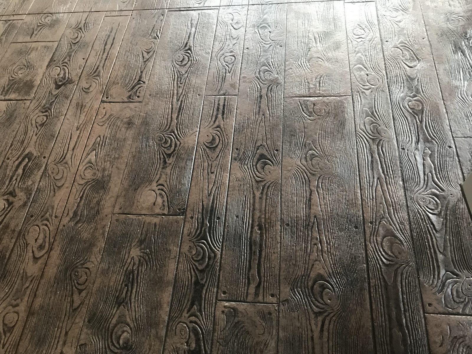 Stamped Concrete Wood Pattern Best Design Inspiration